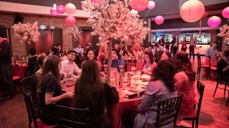 The Chinese new year at ISH